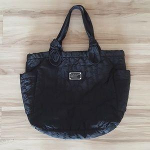 NWOT Marc Jacobs Pretty Nylon Large Tote Bag Black